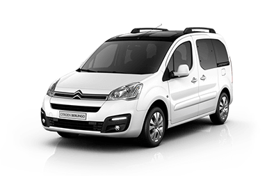 Новый CITROEN Berlingo Multispace